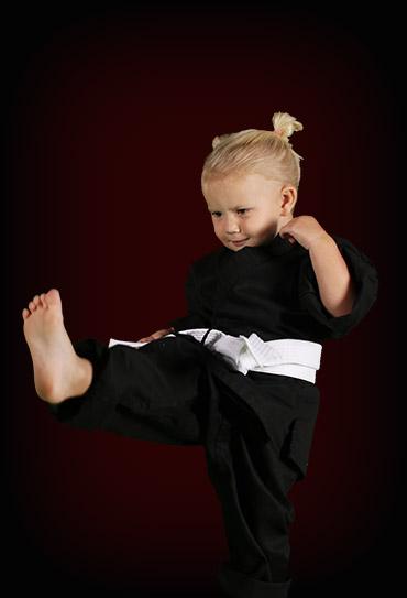 tiger tots martial arts